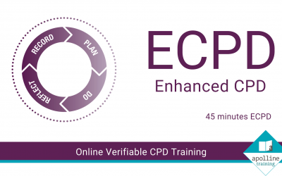 Enhanced CPD - Online, verifiable ECPD for dental care professionals
