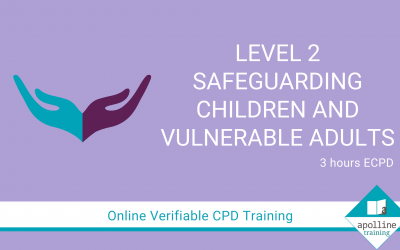 Level 2 Safeguarding Children and Vulnerable Adults online verifiable ECPD course for dental care professionals