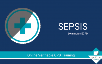 Sepsis online ECPD course for dental care professionals