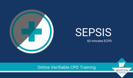 Sepsis online ECPD course for dental care professionals