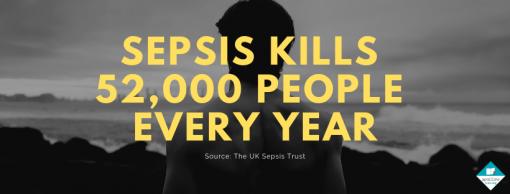 Sepsis kills 52000 people in the UK each year