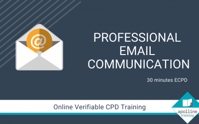 Professional Email Communication - Online, verifiable CPD for dental care professionals