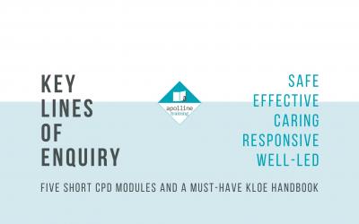 Apolline Training release course bundle: Key Lines of Enquiry
