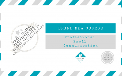 Professional Email Communication  – Online CPD for Dental Professionals