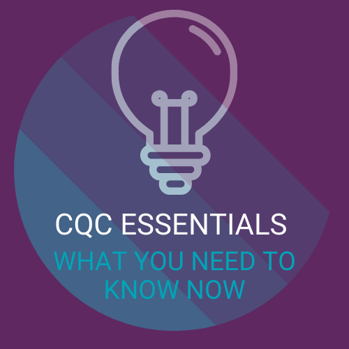 CQC Essentials - What you need to know now - Online course from Apolline Training