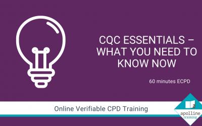 CQC-Essentials-Online-verificable-CPD-course-dental-professionals-Apolline-Training