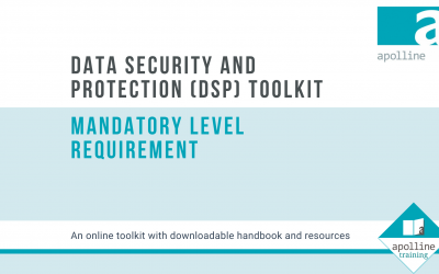 Data Security and Protection DSP Toolkit Resource Handbook Apolline Training for Dental Professionals