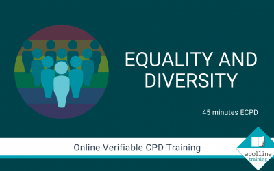 Course logo for online, verifiable CPD course for dental professionals: Equality and Diversity