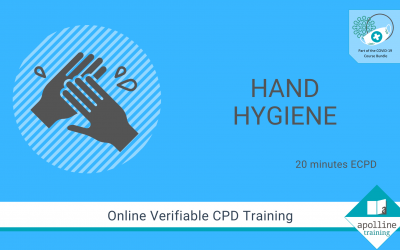 Hand Hygiene - an online CPD course for dental professionals. Part of our COVID-19 course bundle