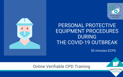 PPE Course for dental professionals - Part of COVID-19 Bundle