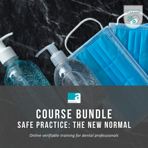 Safe Practice New Normal Course Bundle Logo Apolline Training dental