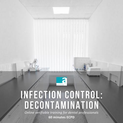 Infection Control: Decontamination - Online course
