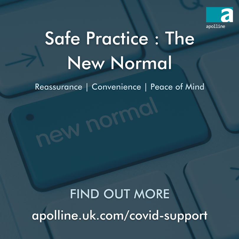 Safe Practice - The New Normal - Support Service