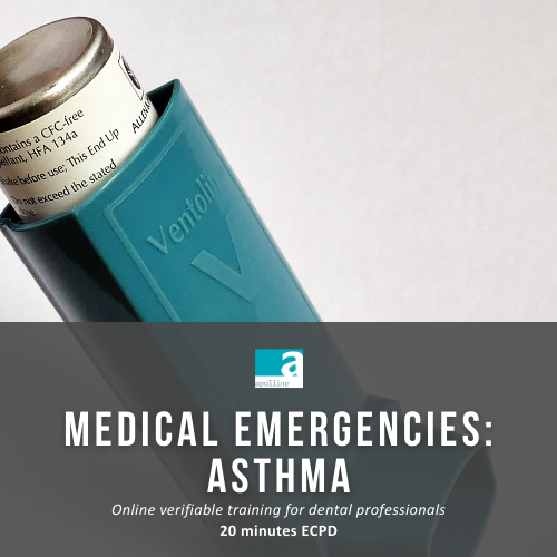 Apolline Training Asthma Online Course for dental Professionals
