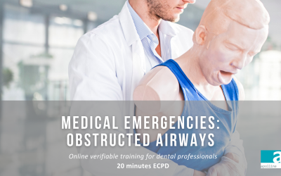 Apolline Obstructed Airways Medical Emergencies course for dental professionals logo