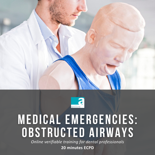 Apolline Obstructed Airways Medical Emergencies course for dental professionals product