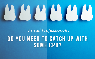 Do you need to catch up with some CPD?