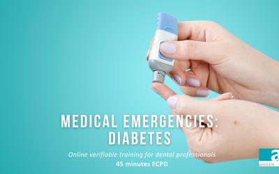 Diabetes online course for dental professionals - Apolline Training