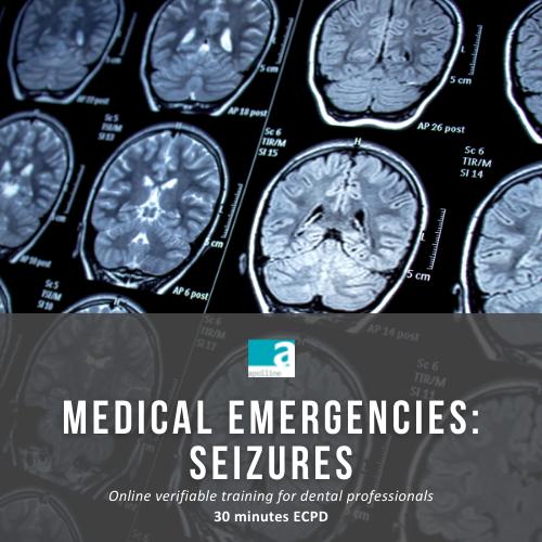 Medical Emergencies seizures course for dental professionals