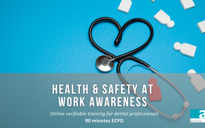 Health Safety online course for dental professionals - Apolline Training