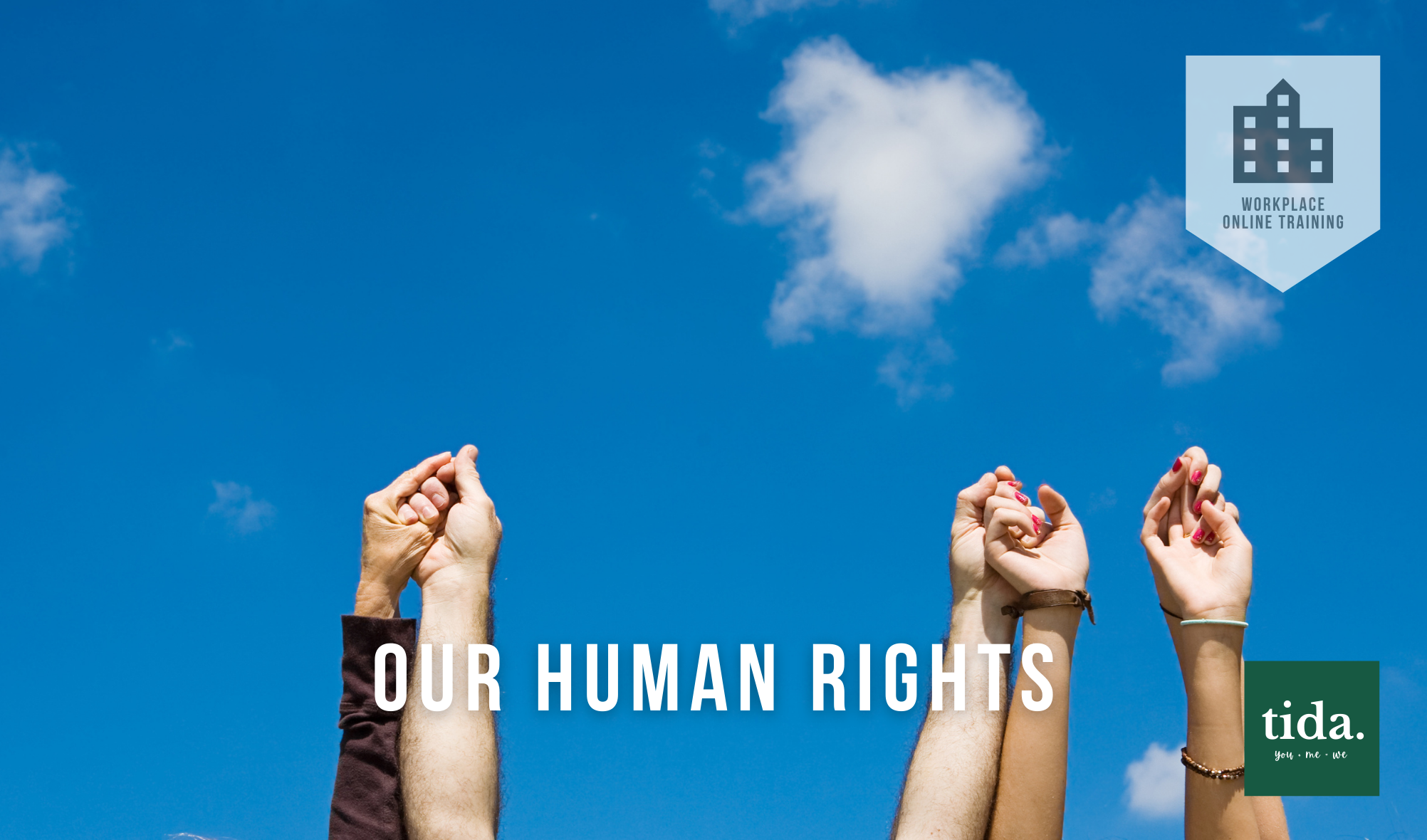 Tida Our Human Rights online course